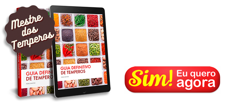 comprar ebook mestre dos temperos
