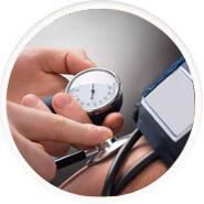 controla a pressão arterial